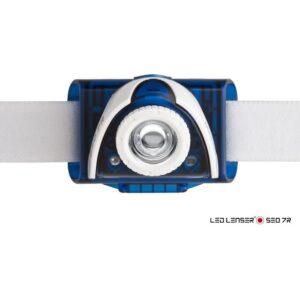 LEDLENSER SEO7R kék